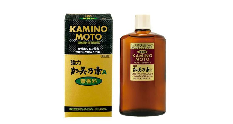 Kaminomoto là thuốc kích thích mọc tóc hiệu quả đến từ Nhật Bản.
