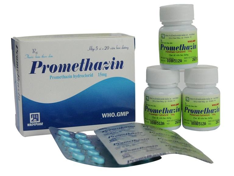 Thuốc Promethazine