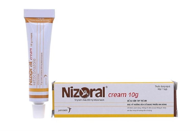 Thuốc trị hắc lào Nizoral