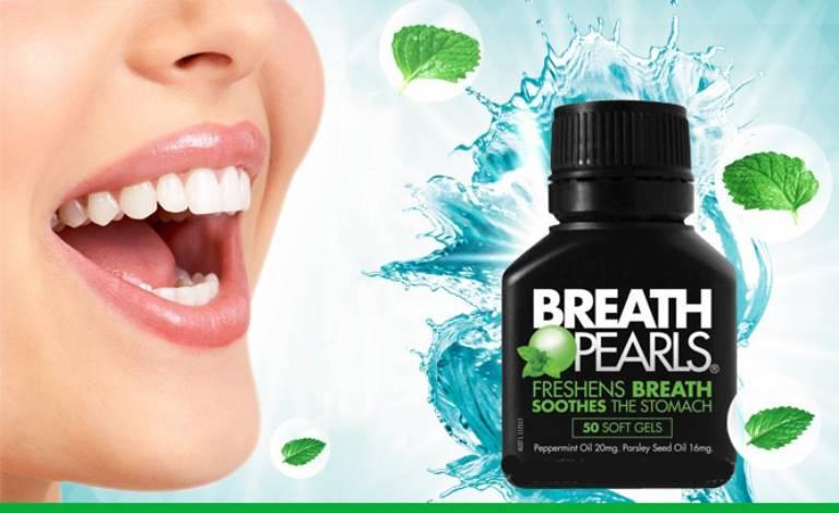 Breath Pearls