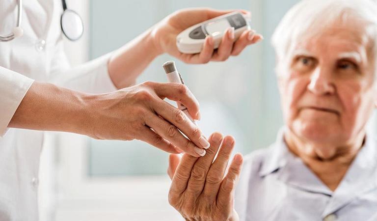 bệnh tiểu đường giai đoạn đầu
