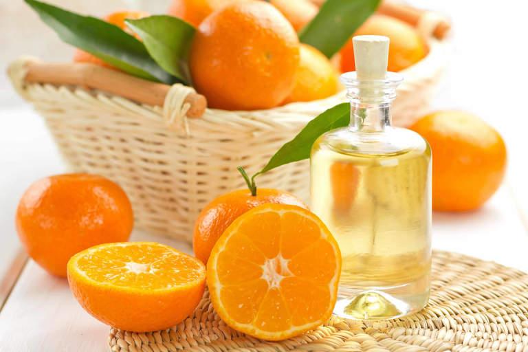 Trái cây họ nhà cam giúp tóc khỏe và dày hơn