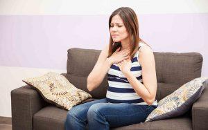 trào ngược dạ dày khi mang thai