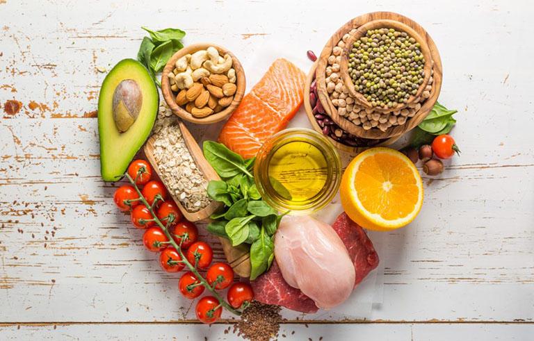 trào ngược dạ dày thực quản ăn gì