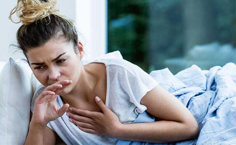 triệu chứng hp dạ dày