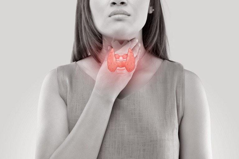 Vấn đề tuyến giáp có thể gây tắc kinh