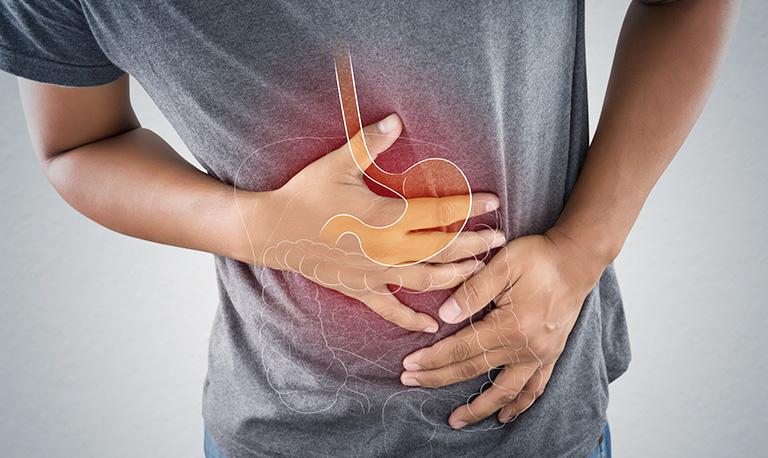 viêm loét dạ dày tá tràng cấp tính