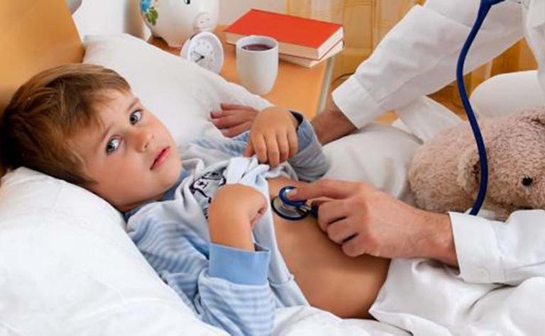 viêm ruột thừa trẻ em