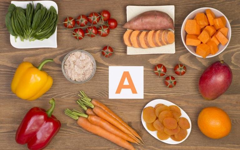 Rạn da khi mang thai nên bổ sung vitamin A