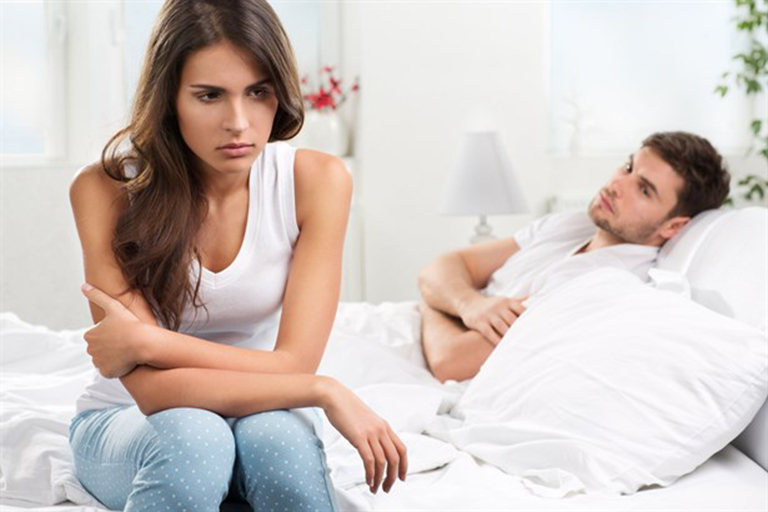 Yếu sinh lý nữ gây ảnh hưởng lớn đến tâm lý và đời sống vợ chồng của người bệnh
