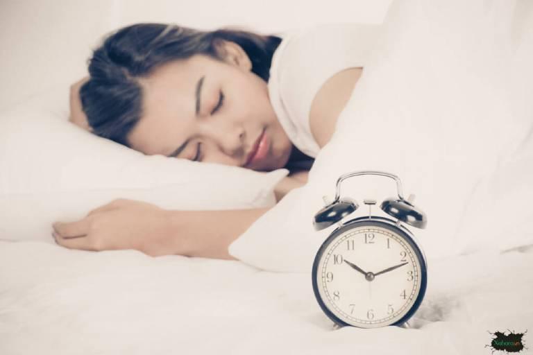 Ngủ đủ giấc, đúng giờ để nâng cao sức khỏe
