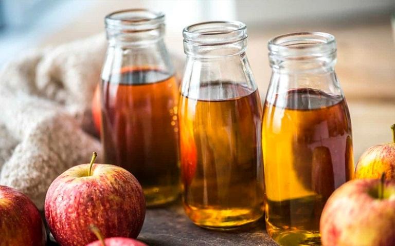 cách chữa đau dạ dày tại nhà bằng giấm táo