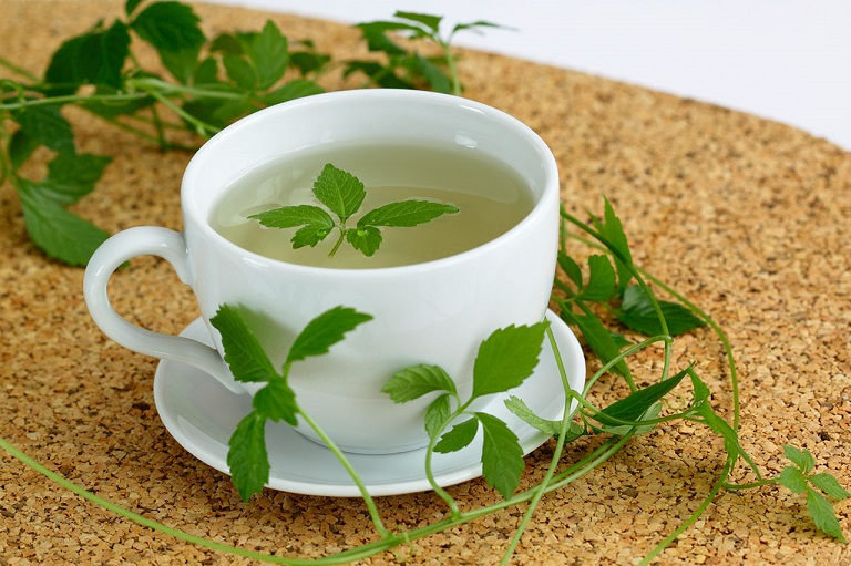 cách dùng trà giảo cổ lam