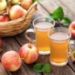 Nước ép táo giúp làm sạch đại tràng hiệu quả