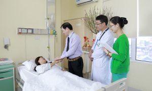 Điều trị bệnh trĩ tại bệnh viện Đa khoa Quốc tế Thu Cúc mang lại kết quả điều trị tốt nhất.