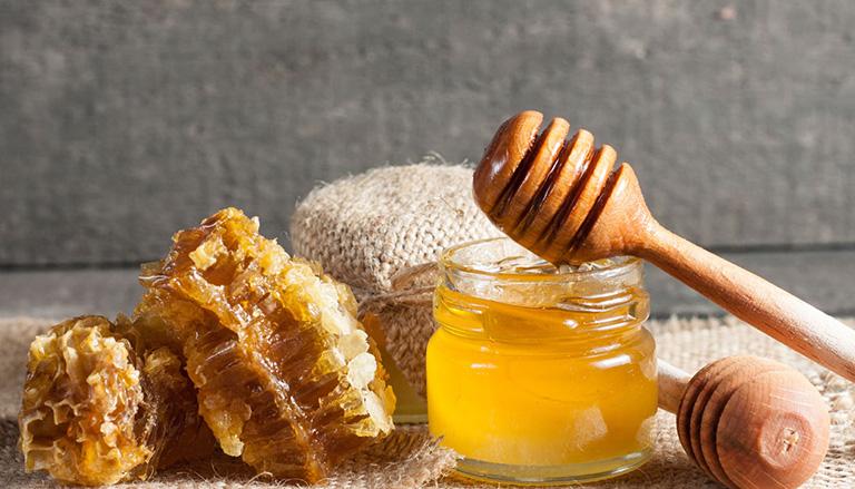 chữa viêm đại tràng bằng mật ong