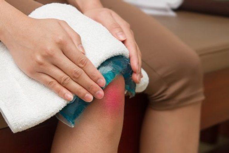Chườm nóng trị bệnh đau nhức xương khớp
