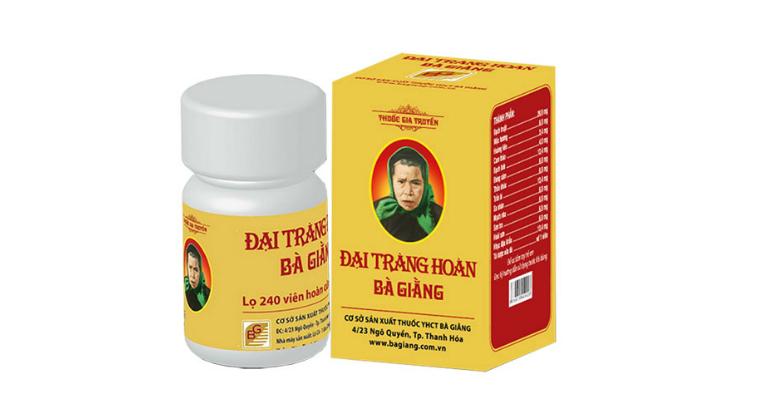 Đại Tràng Hoàn Bà Giằng là thuốc điều trị chứng viêm đại tràng, bào chế theo công thức đông y cổ truyền.