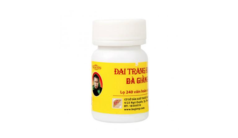 Thuốc Đại Tràng Hoàn Bà Giằng vẫn đang được lưu hành trên thị trường, không bị cấm bán như tin đồn.