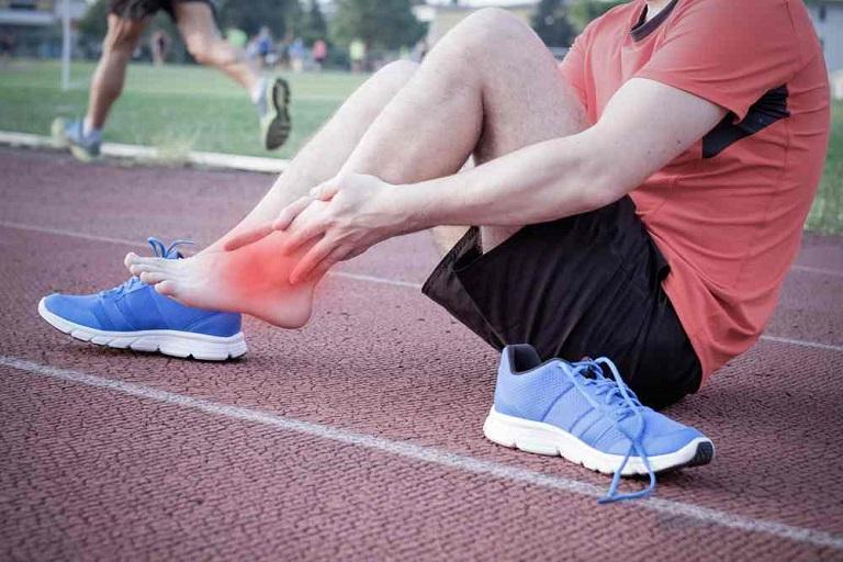 đau khớp cổ chân