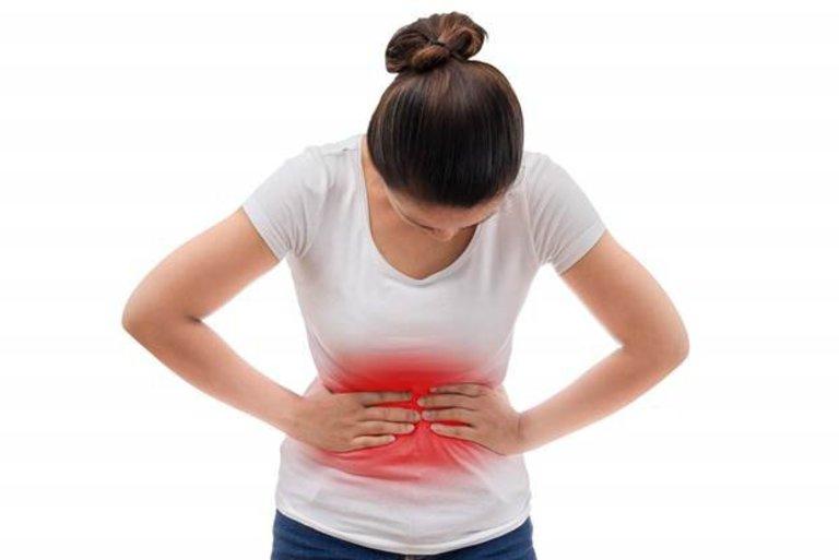 Đau thượng vị là triệu chứng thường thấy của đau dạ dày dạng nhẹ