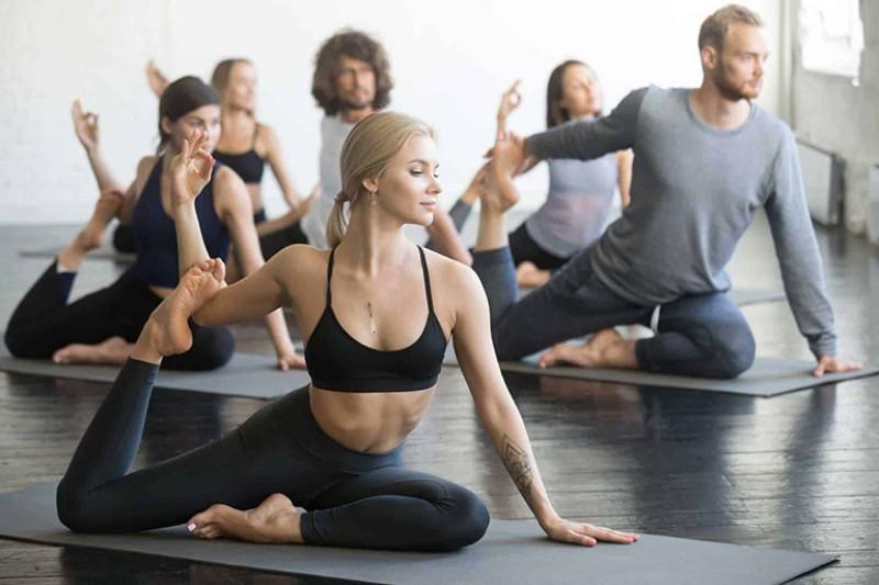 Luyện tập thể thao hạn chế cơn đau viêm loét đại tràng