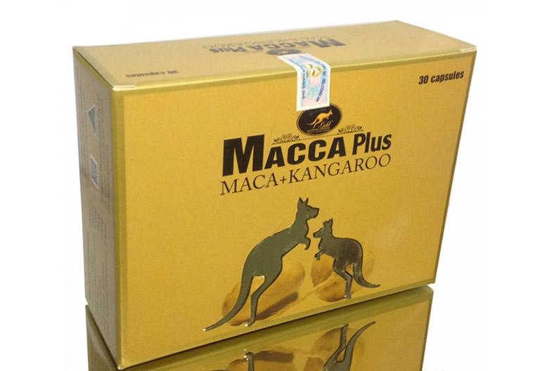 macca plus giá bao nhiêu