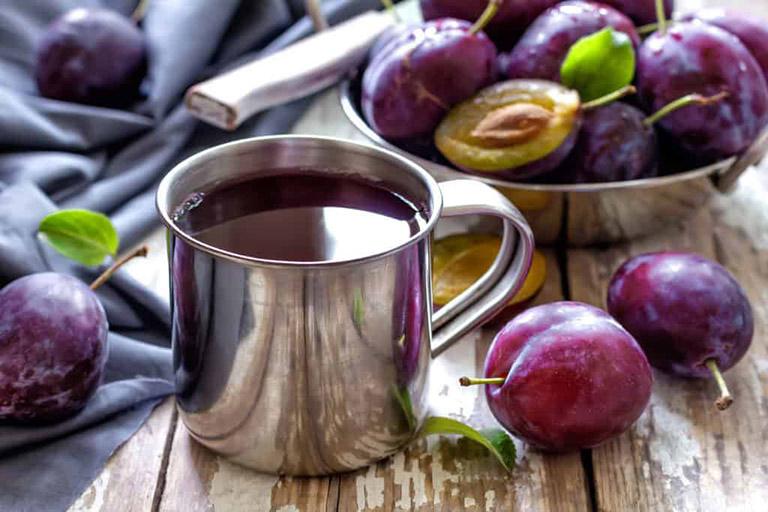mận khô chữa táo bón
