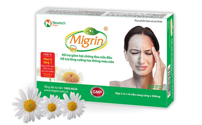 thuốc migrin bán ở đâu