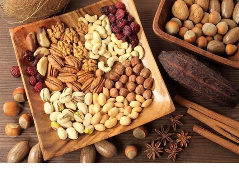 Ngũ cốc nguyên hạt rất tốt cho quá trình hồi phục của người mắc u nang buồng trứng