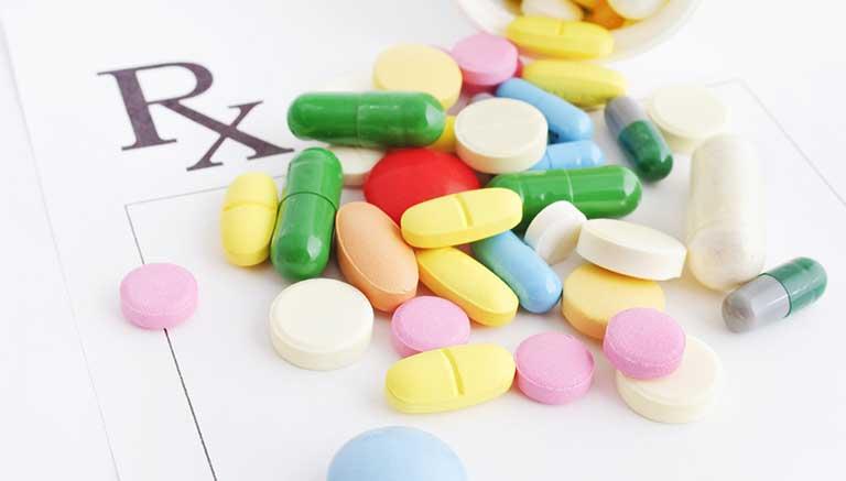 Dị ứng thuốc có thể dẫn đến ngứa họng