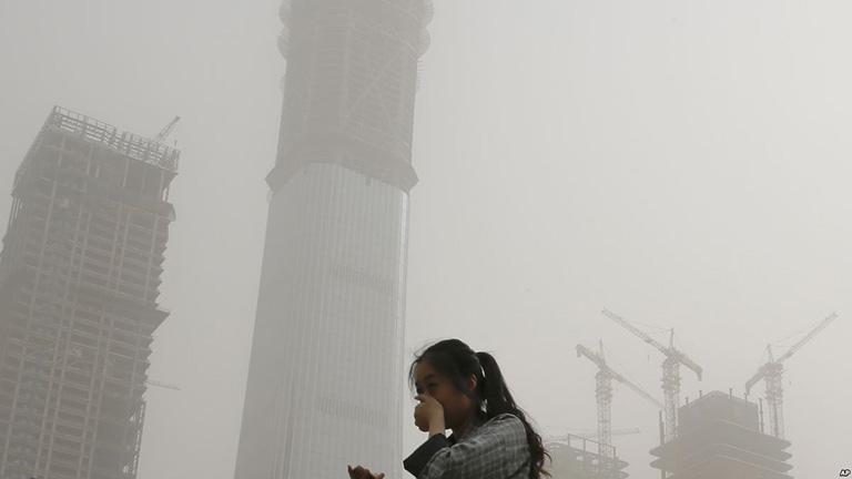 Ô nhiễm Bụi Mịn ở TP HCM và Hà Nội
