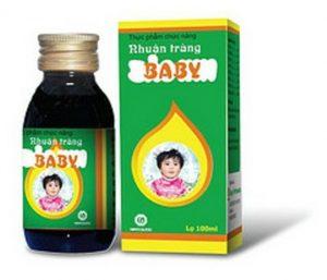 Siro nhuận tràng Baby là một trong những sản phẩm nhuận tràng cho trẻ được nhiều người tin dùng hiện nay