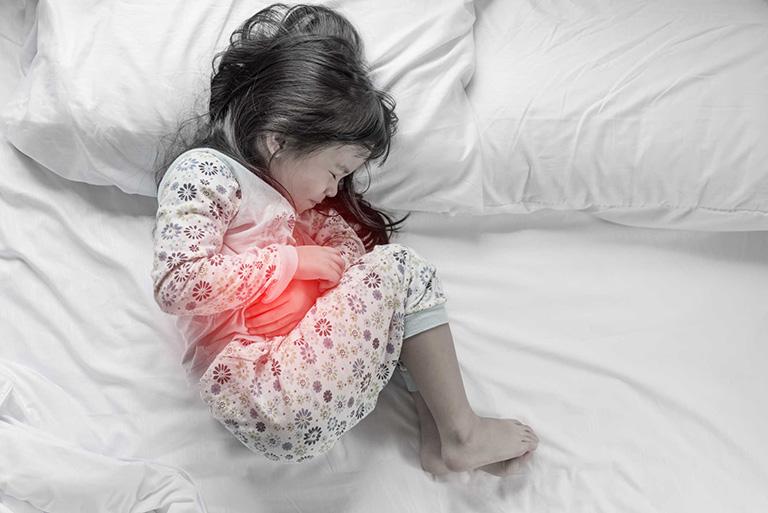 bệnh táo bón ở trẻ em