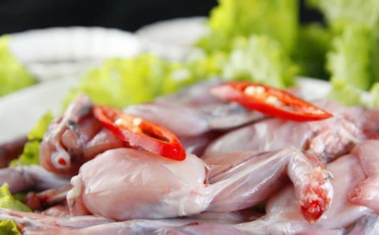 Thịt cóc nướng có thể chữa được chứng cam tích ở trẻ em