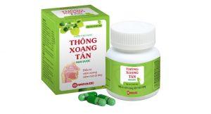 Thuốc Thông Xoang Tán Nam Dược là thuốc dùng để điều trị bệnh viêm xoang, viêm mũi dị ứng.