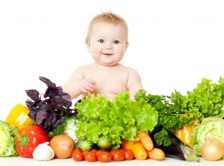 cách trị táo bón cho trẻ sơ sinh tại nhà bằng thực phẩm