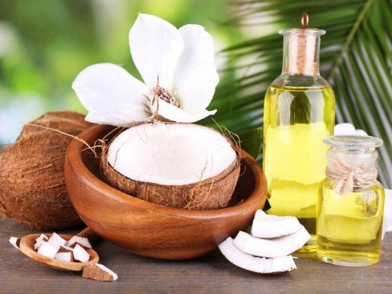 Thuốc trị viêm xoang hiệu quả từ dầu dừa