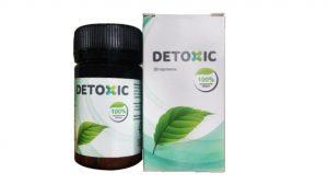 Thuốc Detoxic diệt ký sinh trùng do Nga sản xuất.