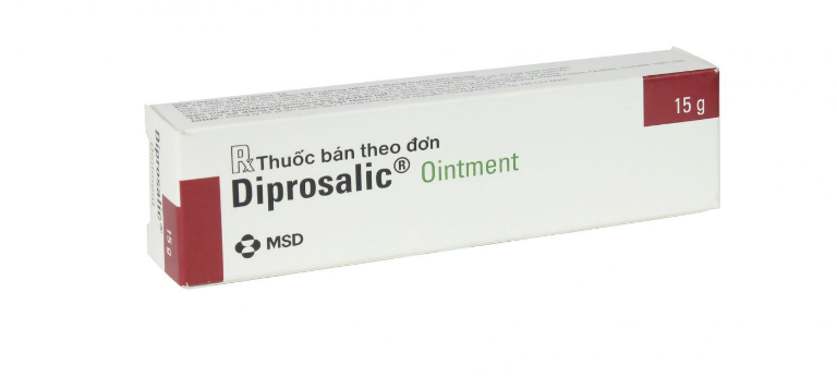 Thuốc Diprosalic dùng để điều trị viêm da tiết bã, viêm da thần kinh, chàm, vảy nến,...
