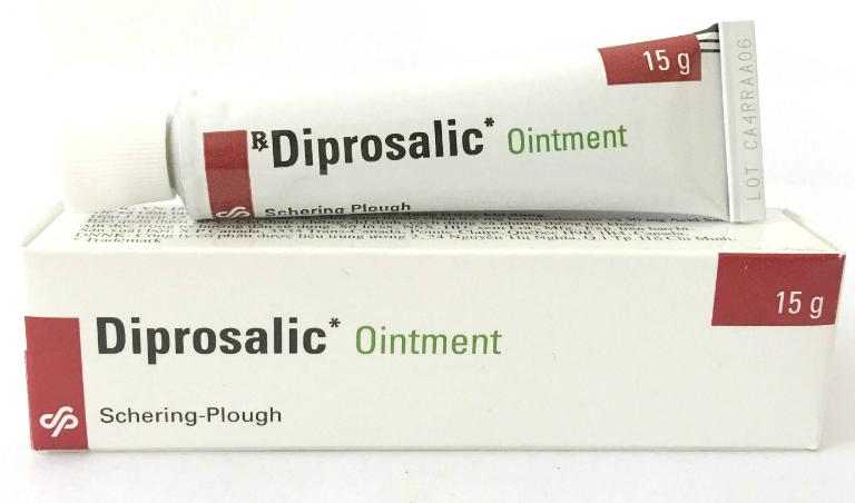 Giá thuốc Diprosalic là 70.000 đồng/tuýp.