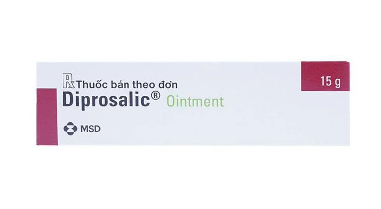 Thuốc Diprosalic là thuốc được bào chế ở dạng kem mỡ, dùng để bôi ngoài da.