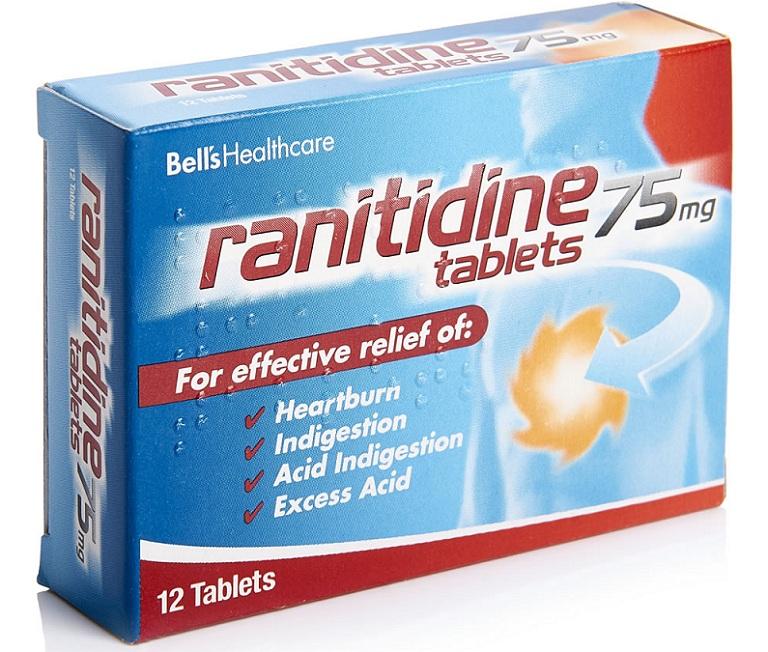 thuốc giảm axit dạ dày