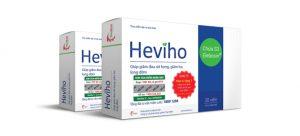 Thuốc Heviho có tác dụng chữa bệnh viêm họng, viêm phế quản, viêm thanh quản, ho khan,...