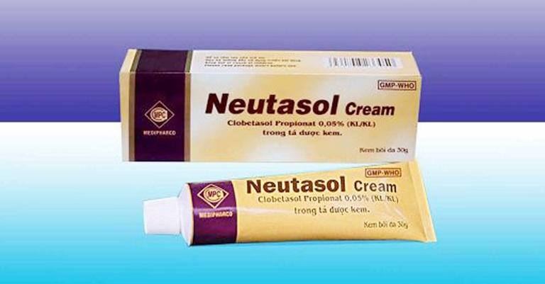 thuốc neutasol có tác dụng gì