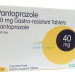 thuốc pantoprazole