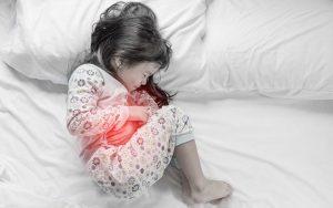 trẻ bị viêm dạ dày