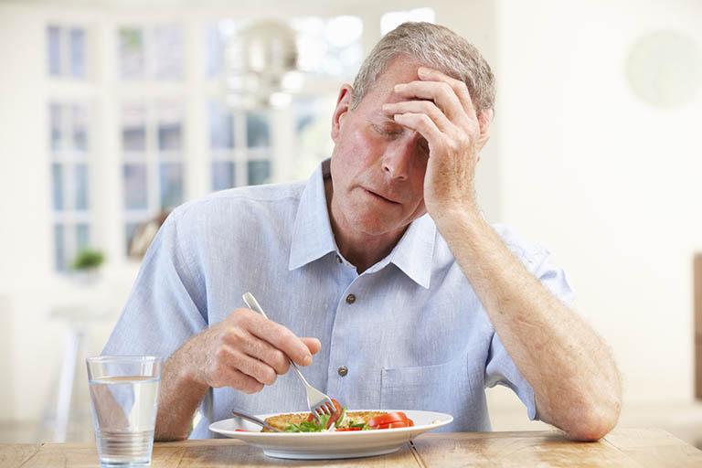 Chán ăn là dấu hiệu bệnh viêm dạ dày