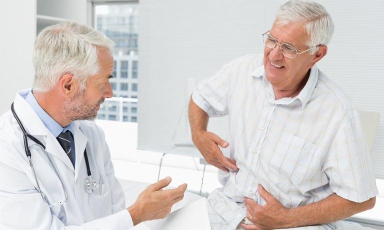 Triệu chứng viêm đại tràng ở người già