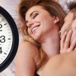 Yêu bao nhiêu phút tùy thuộc vào nhiều yếu tố, đặc biệt là tâm lý của cả hai